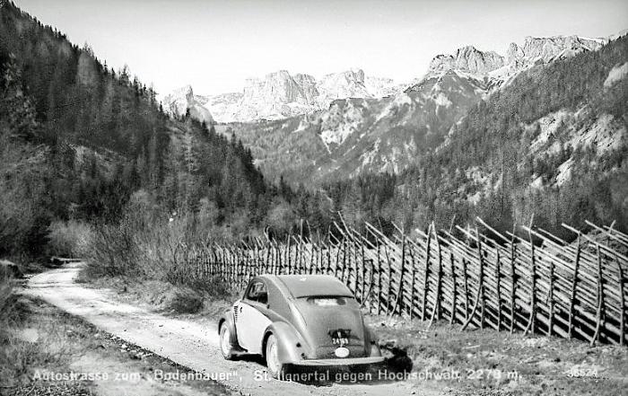 Innerzwain Auto Panorama